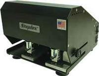 Staplex S-620N Double Header Automatic Electric Stapler