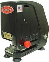 Staplex S-54NHL Dual Capacity Automatic Electric Stapler