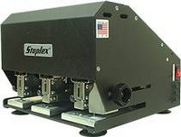 Staplex S-630N Triple Header Automatic Electric Stapler