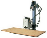 CCC Bench Mounted Pneumatic Stapler