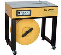 StraPack JK-2 Semi-Automatic Strapping Machine