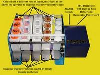 Tach-It #5150 Label Dispenser